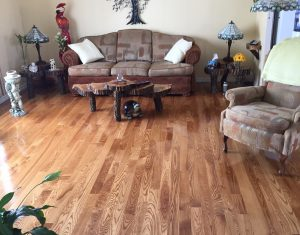 Winnipeg Hardwood Flooring Installation/Re-finishing